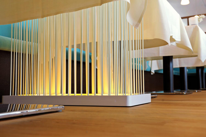Bambusstangen Ideen Raumteiler Wohnzimmer Schlafzimmer - rods.design