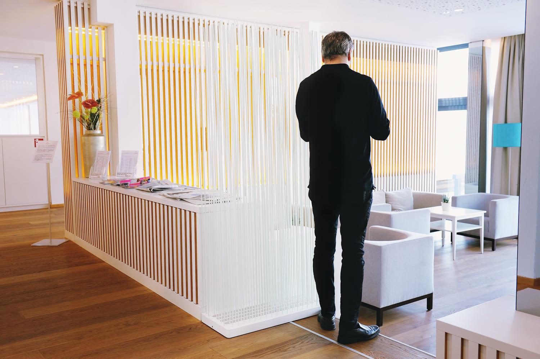 Raumteiler Hersteller Aus Architektur Und Design Rods Design